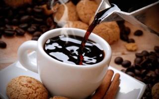 Autour d'un café