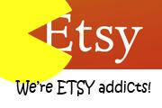 Etsy Addict Banner #1
