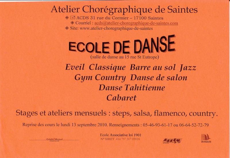 Danse classique jazz country de salon tahitienne cabaret saintes - Combien de couleur dans un salon ...