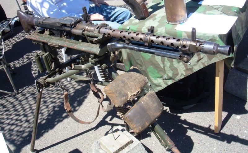 Maschinegewehr 42 Wallpaper: Maschinengewehr 34
