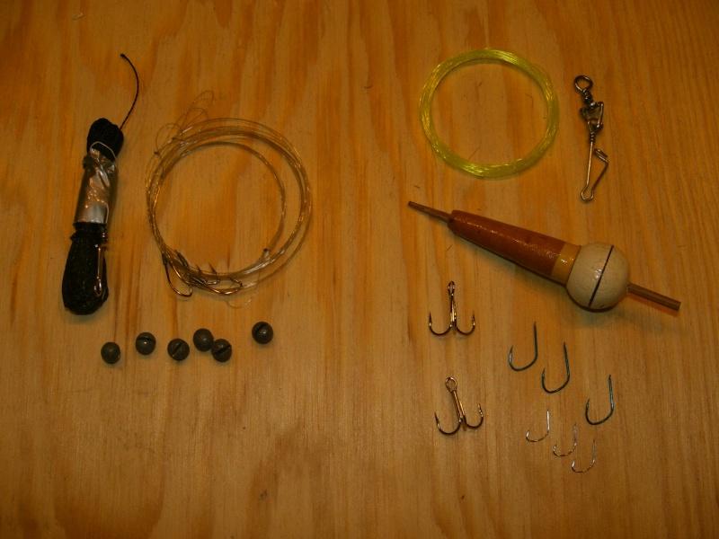 attacher du fil sur un moulinet de pêche