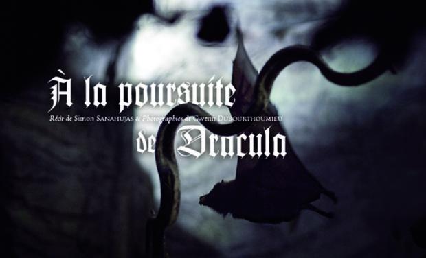 A la poursuite de Dracula : Sanahujas et Dubourthoumieu