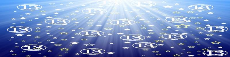 D 39 innombrables vedettes ont la superstition du nombre 13 for La peur du nombre 13