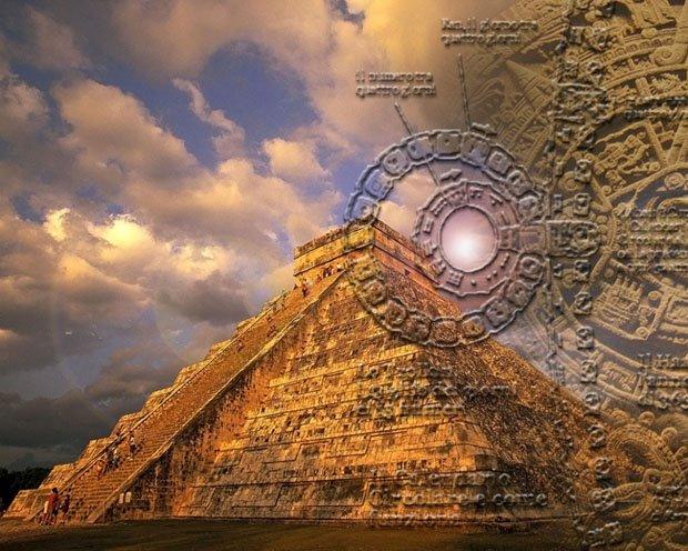 Chiffre 13 et temps magique du calendrier maya for Peur du chiffre 13