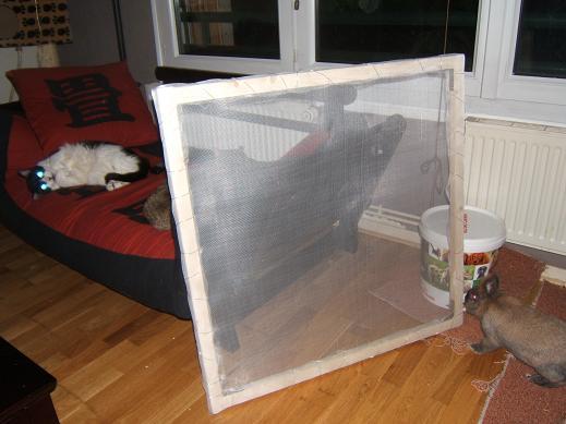 Filet de protection pour chat leroy merlin blog de conception de maison for Comgrille protection fenetre leroy merlin