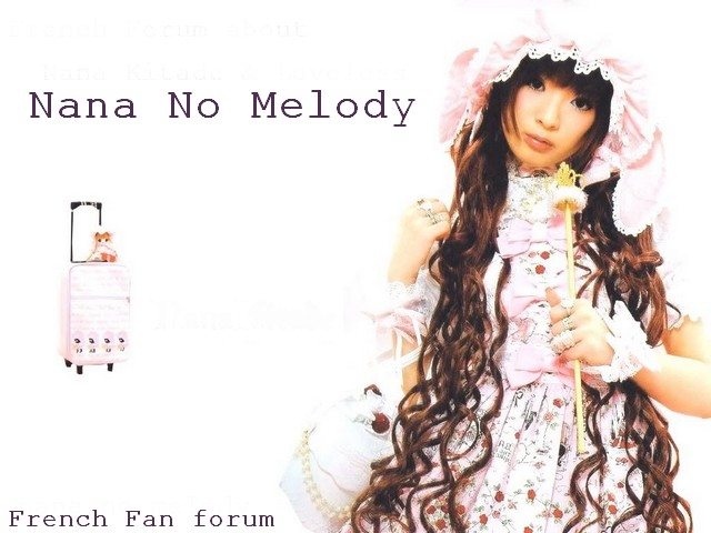 Nana No Melody •• Fanforum about Nana Kitade