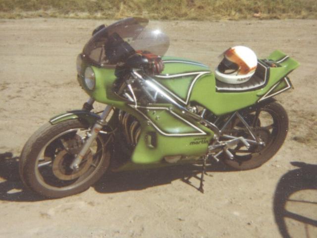 Reservoir Cafe Racer Martin