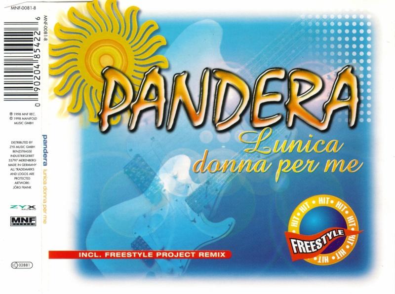 Pandera - L'unica Donna Per Me