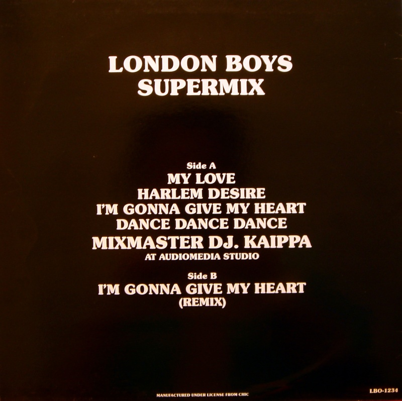 London Boys - Supermix