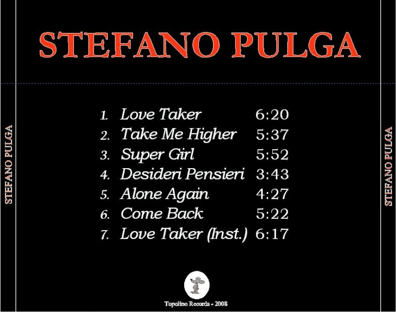 Stefano Pulga - Extended & Exclusive Vol.01