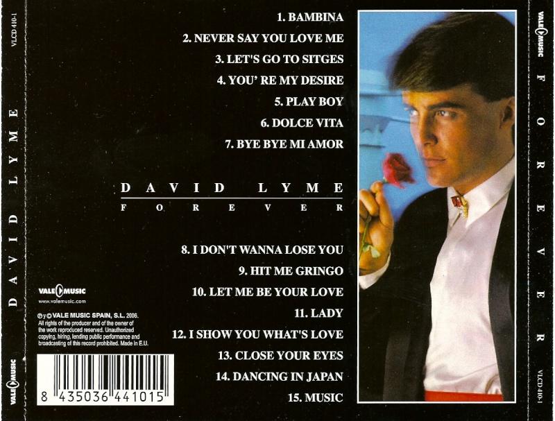 David Lyme - Forever