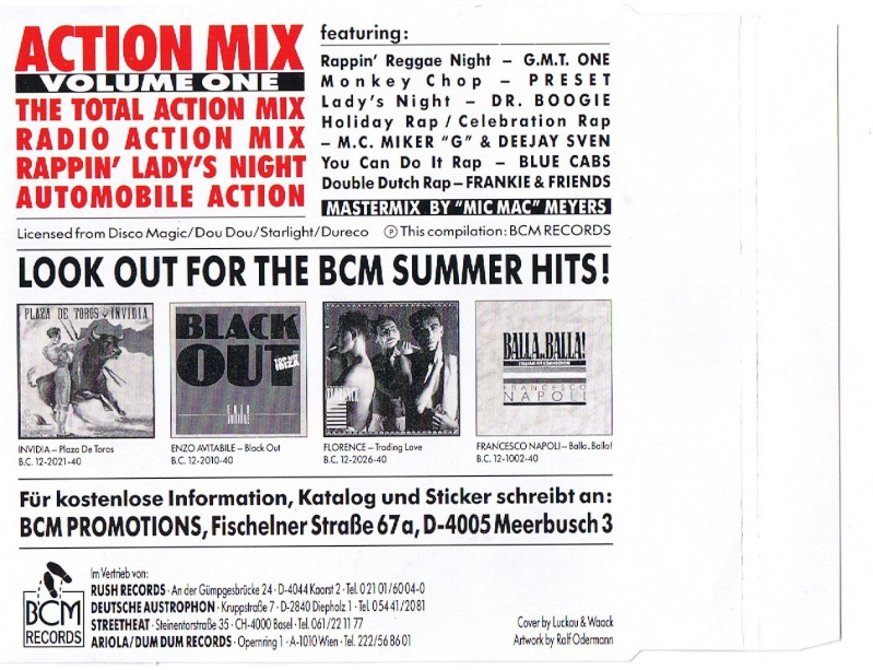 Action Mix Vol 01 By Mic Mac Meyers