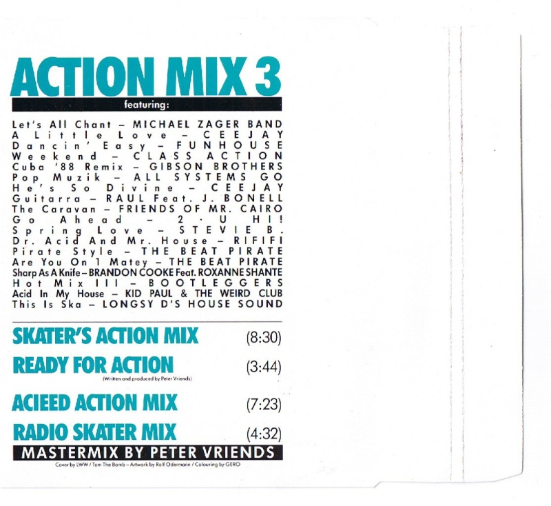 Action Mix Vol 03 By Peter Friends