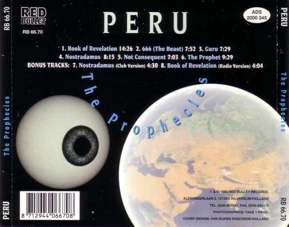 Peru - Propheties