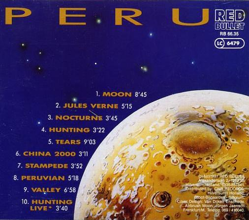 Peru - Moon