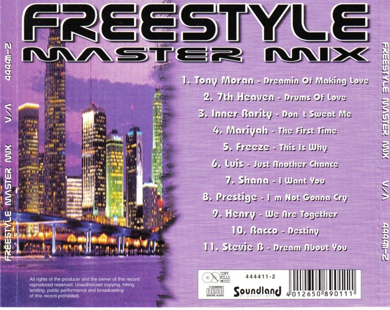 Freestyle Master Mix