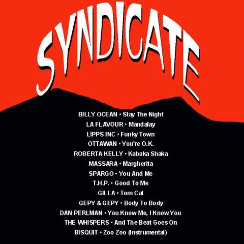 Syndicate - The Best Disco 80's