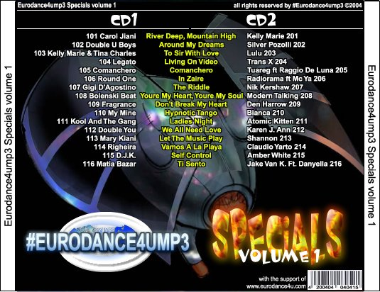 EU4U Special Vol.01