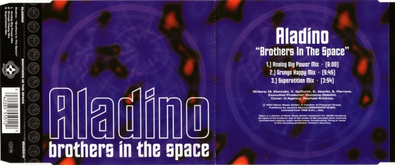 Aladino - Brothers In The Space