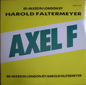 Harold Faltermeyer - Axel F (The London Mix)