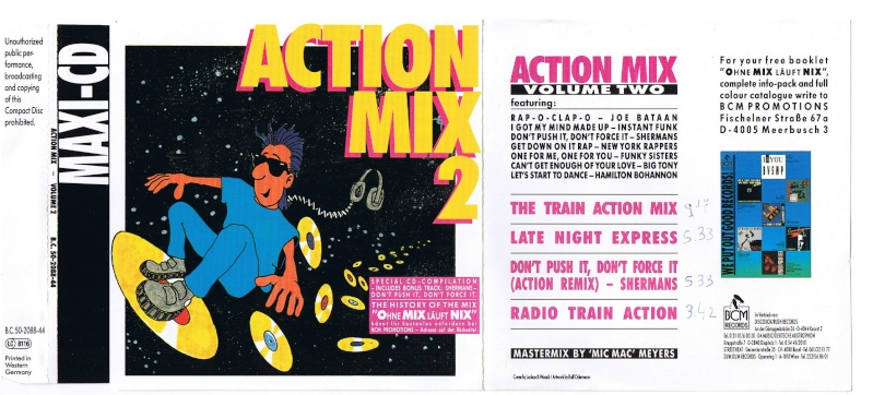 Action Mix Vol 02 By Mic Mac Meyers