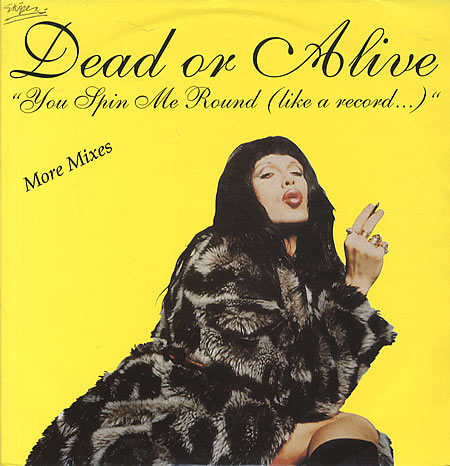 Dead Or Alive - You Spin Me Round (French Promo)