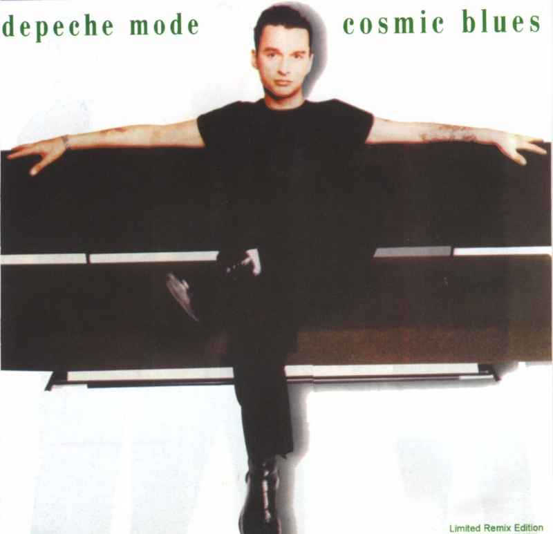 Depeche Mode - Cosmic Blues - Limited Remix Edition