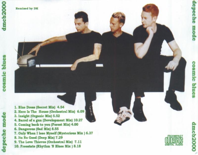 Depeche Mode - Cosmic Blues - Limited Remix Edition