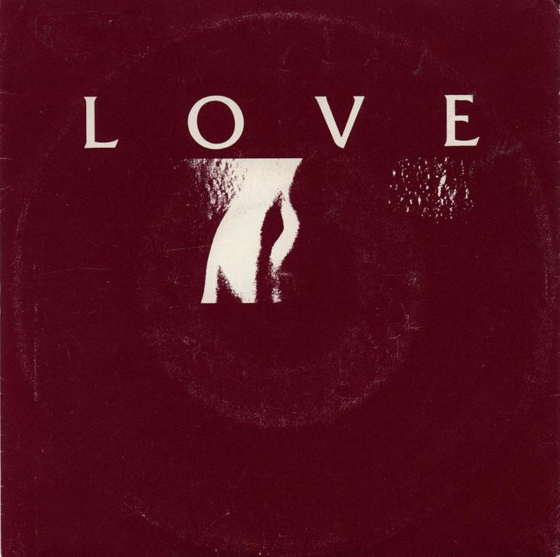Love - Lady Love (7'')