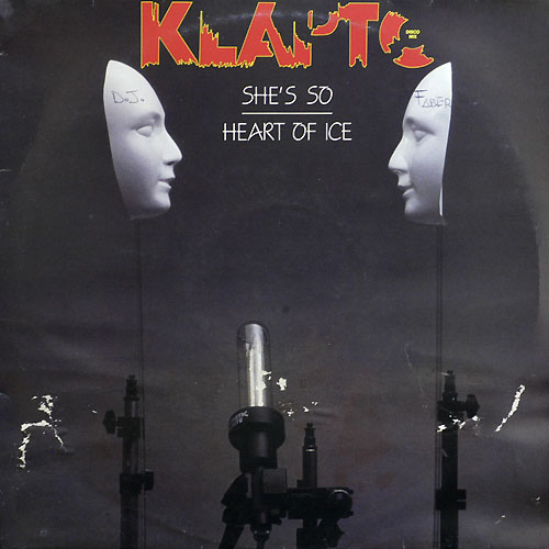 Klapto - She's So  / Heart Of Ice (12'')
