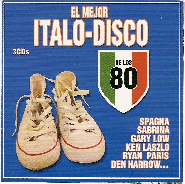 El Mejor Italo Disco De Los 80 Vol 01