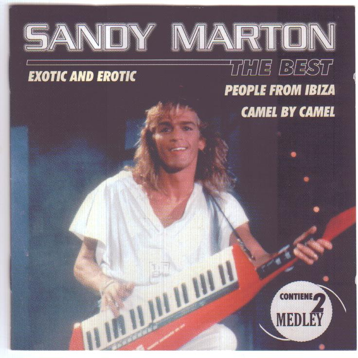 Sandy Marton - The Best Of