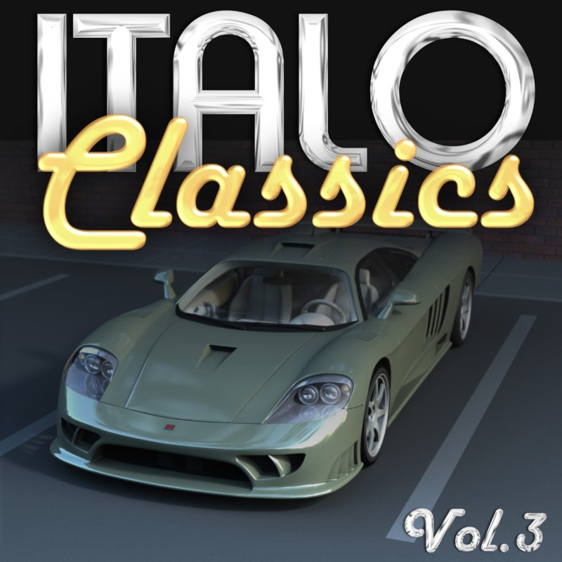 Mixradio 66 Italo Classics Vol.03