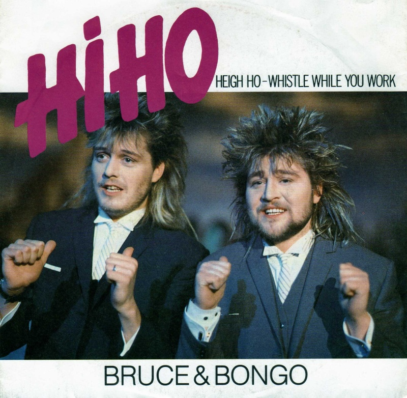 Bruce & Bongo - Hi Ho (Heigh Ho - Whistle While You Work)