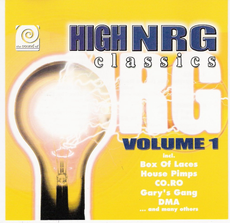 High Nrg Classics Vol.1