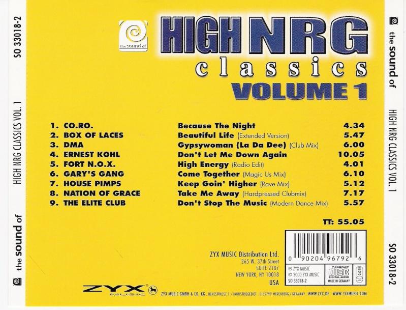 High Nrg Classics Vol.1