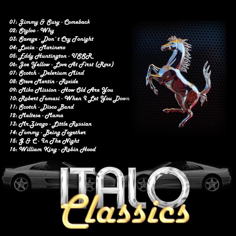 Mixradio 66 Italo Classics Vol.01