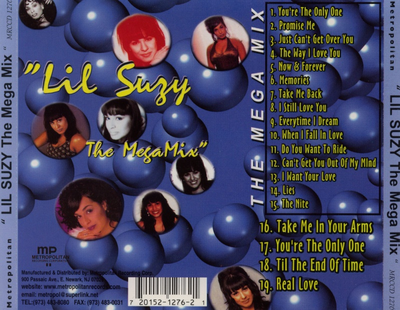 Metropolitan - Lil' Suzy The Megamix