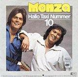 Monza aka Dieter Bohlen - Hallo Taxi Nummer 10