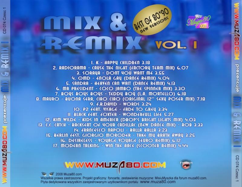 MiX & ReMiX vol.1