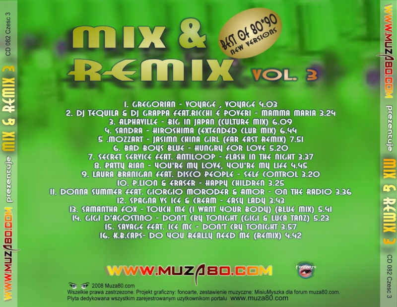 MiX & ReMiX Vol.3