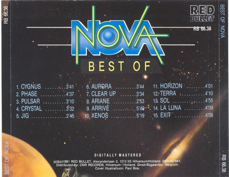Nova - The best of