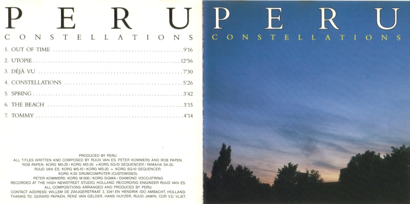 Peru - Constellations