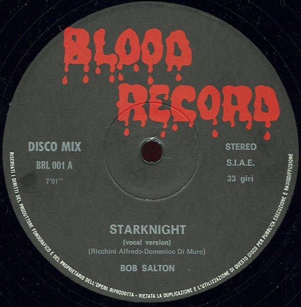 Bob Salton - Starknight