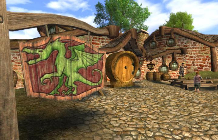 """Résultat de recherche d'images pour """"taverne du dragon vert"""""""