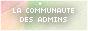 Communauté Admins