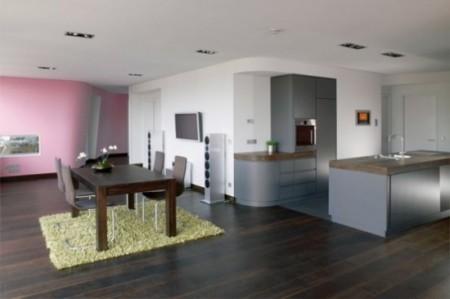 loverfun couleur des murs pour parquet fonc. Black Bedroom Furniture Sets. Home Design Ideas