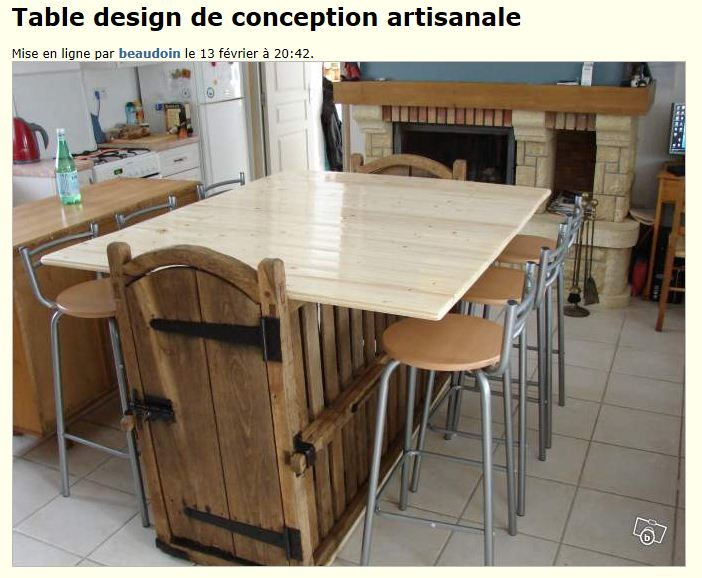 Annonces mobilier design le bon coin ebay 2 page 8 for Le bon coin 13 meubles