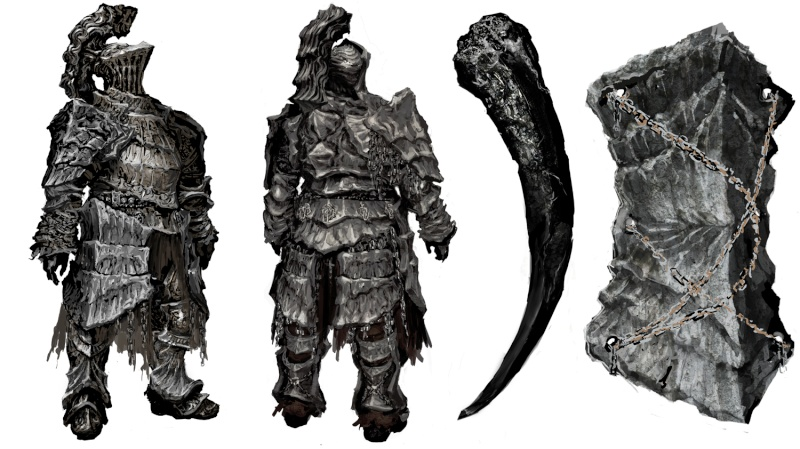 Dark Souls Armure d'Havel