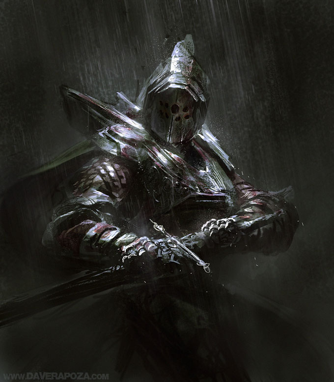 Artwork Dark Souls